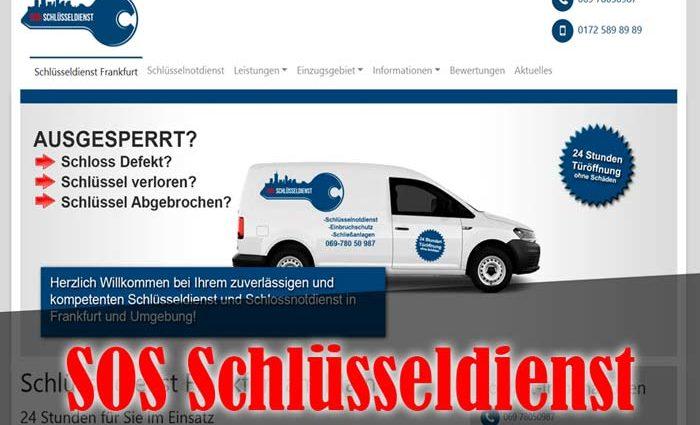 SOS-Schlüsseldienst